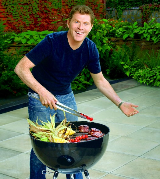 Grill It! With Bobby Flay - Photo Courtesy Food Network