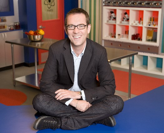 Food Detectives - Ted Allen - Photo Courtesy Food Network