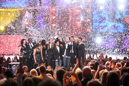 David Cook Wins American Idol Season 7
