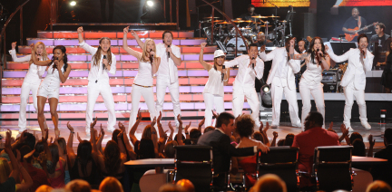 Top 12 Perform on the American Idol Season 7 Finale