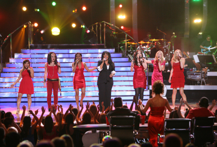 Top 6 Girls Perform on the American Idol Season 7 Finale