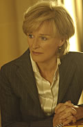 Glenn Close as Patty Hewes in Damages - CR: Larry Riley / FX