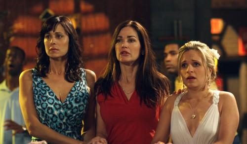 Denise, Claudia Joy & Roxy React to Bomber on Army Wives Season 2