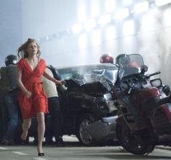 Jennifer Morrison in The Murder of Princess Diana on Lifetime