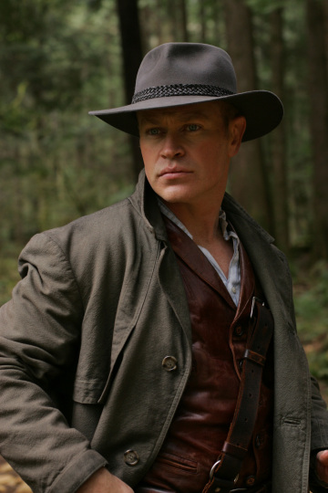 Neal McDonough as Tin Man in the Sci Fi Channel Orginal Miniseries Tin Man