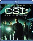 Get CSI Season 1 on Blu-ray at Amazon