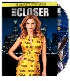 Get The Closer Season 5 on DVD at Amazon