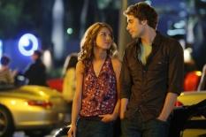 Shenae Grimes & Dustin Milligan in 90210 - Photo: Michael Diamond Desmond/The CW