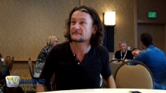 Executive Producer Ben Edlund at Comic-Con 2013