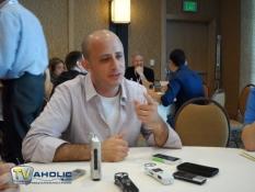 Creator & Executive Producer Eric Kripke at Comic-Con 2013