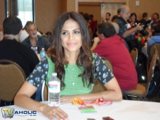 Azita Ghanizada from Syfy\'s Alphas