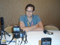 The CW\'s Arrow EP & Writer Andrew Kreisberg