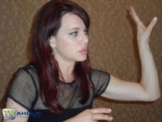 Melinda Clarke of The CW\'s Nikita