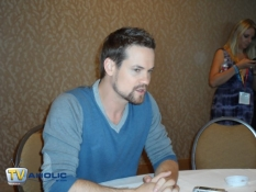 Shane West of The CW's Nikita