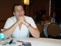 Person of Interest Creator, Executive Producer and Writer Jonathan Nolan