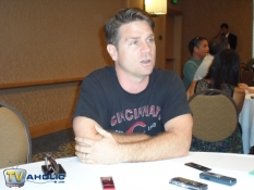 Person of Interest Executive Producer and Writer Greg Plageman