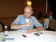 Creator, Executive Producer & Writer Eric Kripke of NBC's Revolution