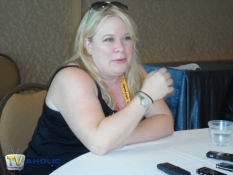 The CW's The Vampire Diaries Executive Producer, Writer & Co-Creator Julie Plec