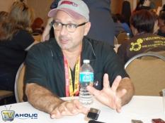 Warehouse 13's Executive Producer Jack Kenny at Comic-Con 2012