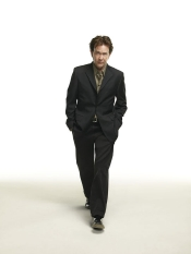 Timothy Hutton as Nate Ford of Leverage on TNT