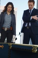Sarah Shahi & Damian Lewis in Life - NBC Photo: Trae Patton