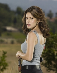Sarah Shahi in Life - NBC Photo: Mitchell Haaseth
