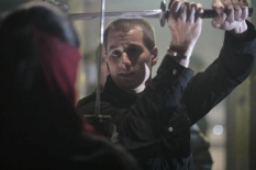 Brendan Fehr in ABC Family\'s Samurai Girl Miniseries. - Photo CR: ABC Family
