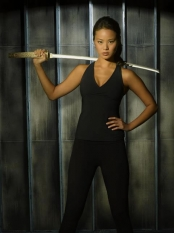 Jaime Chung from ABC Family\'s Samurai Girl Miniseries. - Photo CR: ABC Family