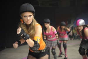 Juliet Goes Undercover in the World of Roller Derby