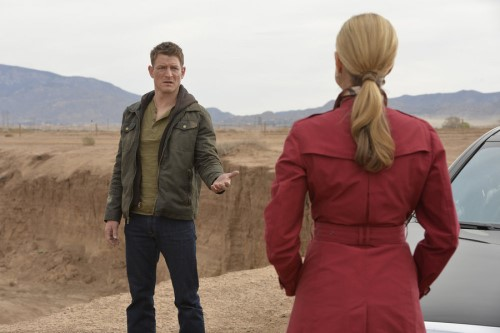 Photo of Philip Winchester in NBC's The Player