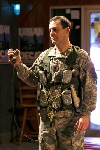 Hump Bar Bomber on Army Wives Season 2