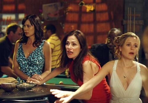 Denise, Claudia Joy, Roland & Roxy React to Bomber on Army Wives Season 2