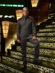 Robert Picardo as Woolsey - Stargate Atlantis Season 5 - Photo CR Eike Schroter/Sci Fi