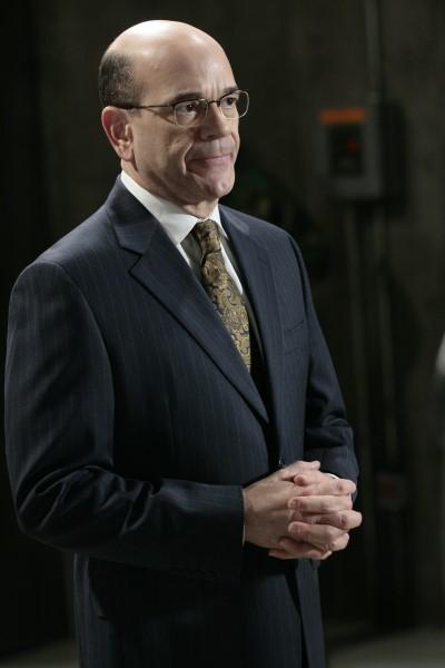 Woolsey Is Awaiting Carter's Return From Atlantis