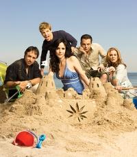 Weeds Season 4 Cast(le) Promo Photo - CR Sheryl Nields/Showtime